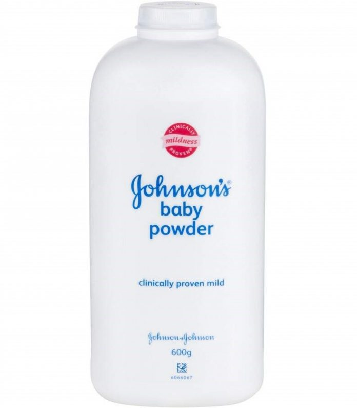 """Johnson & Johnson recalls 33,000 bottles of baby powder in the United due to asbestos concerns"" is locked kenza is currently editing Johnson & Johnson recalls 33,000 bottles"