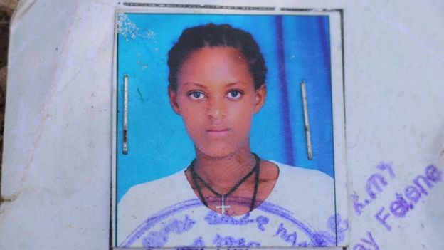 Missing students in Ethiopia