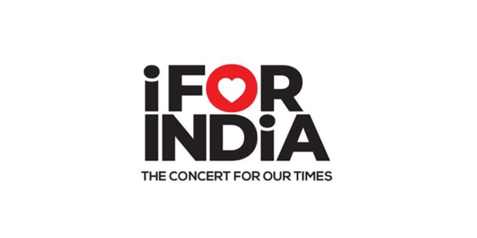 i for India – Home to home concert to benefit the actual pandemic relief