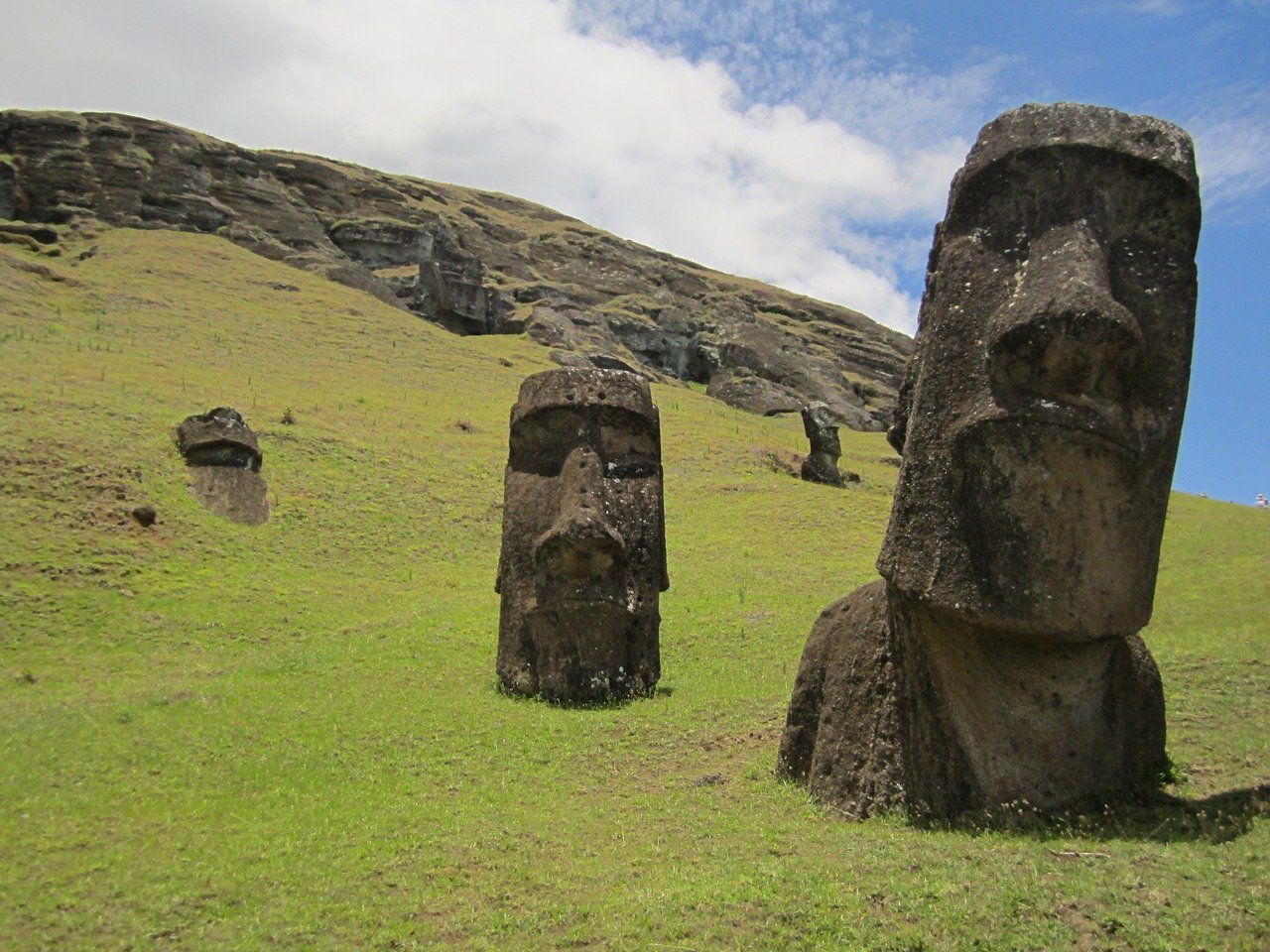 interesting facts about the Easter Island
