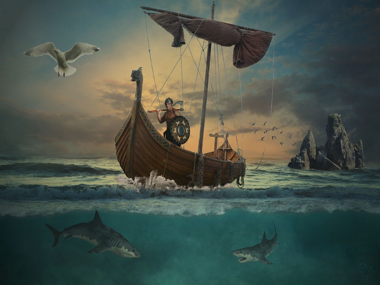facts about the vikings