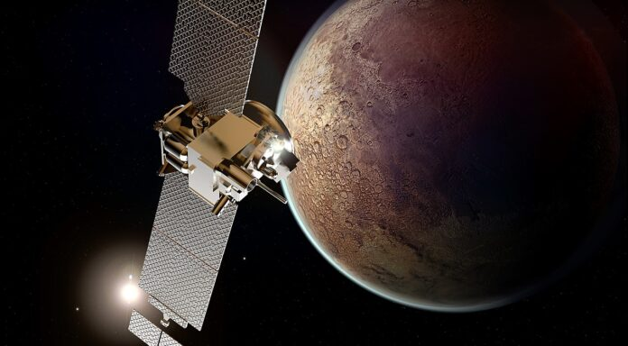 United Arab Emirates preparing its first space exploration to the Red Planet
