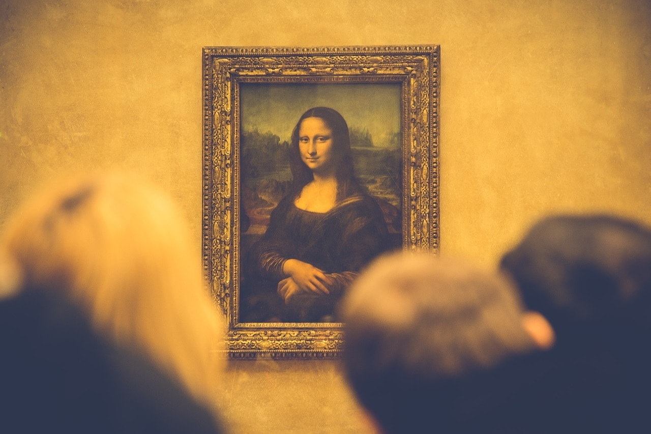 What's special about Mona Lisa painting?